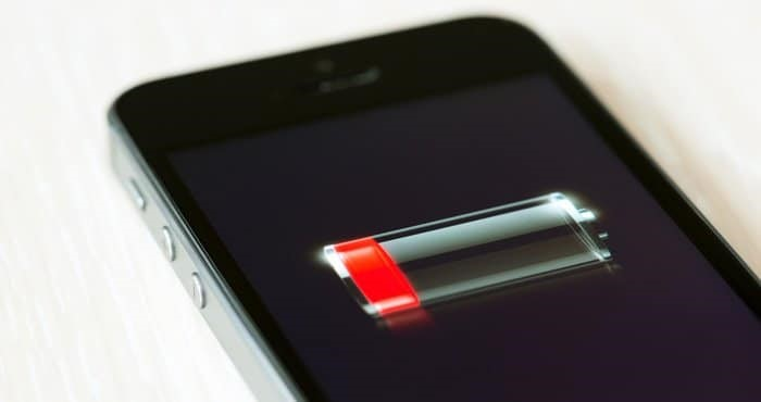 علت شارژ خالی کردن گوشی