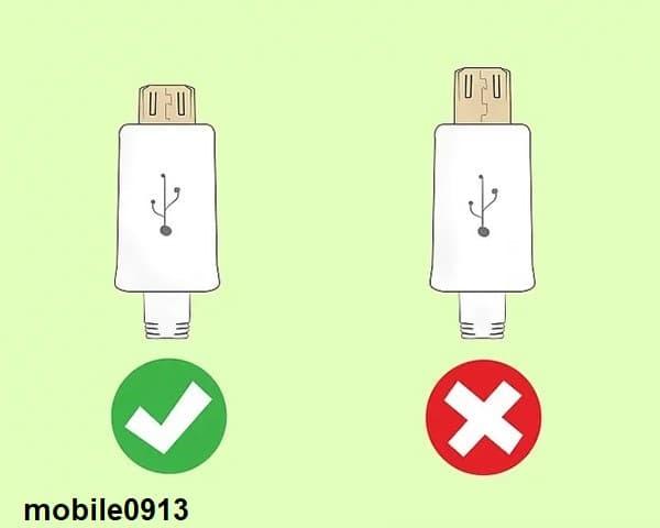 خاموش شدن ناگهانی تبلت-استفاده از شارژر غیر اصلی تبلت